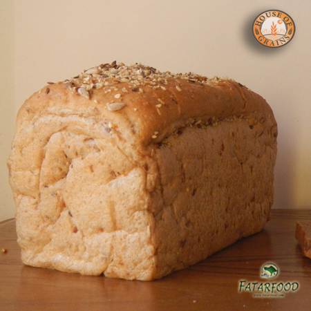 Seven Grains Bread (House of Grains by FatarFood)