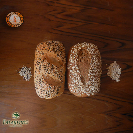 Mix Roll Bread (House of Grains by FatarFood)