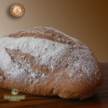 Five Grains Bread (House of Grains by FatarFood)