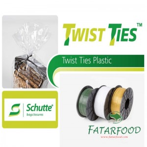 Twist Ties Plastic